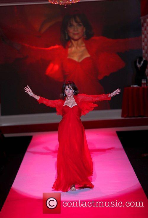 Valerie Harper, Mercedez-Benz New York Fashion Week