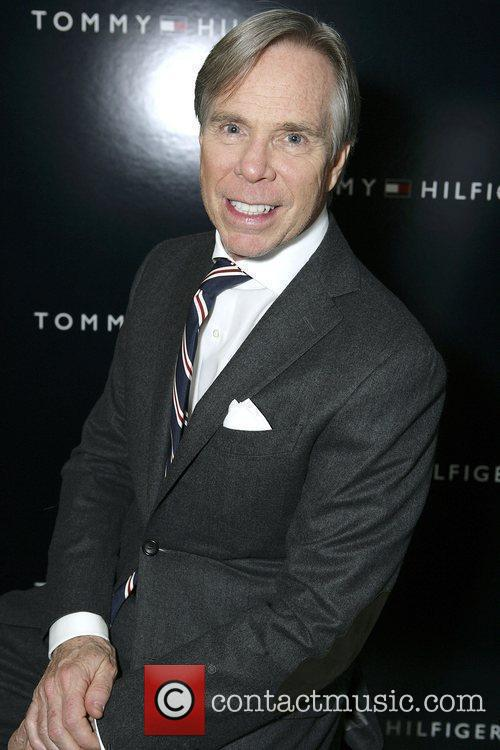 Tommy Hilfiger Mercedes-Benz IMG New York Fashion Week...