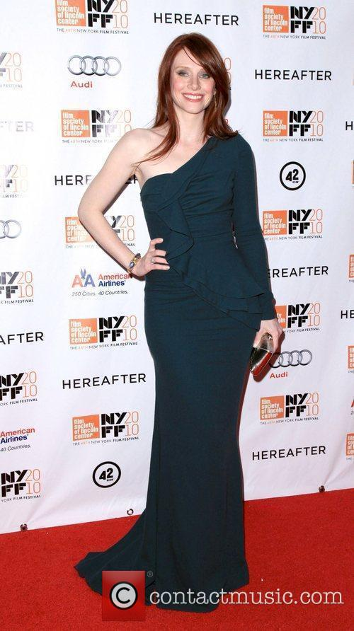 Bryce Dallas Howard 48th New York film Film...