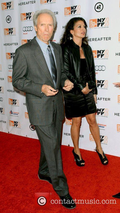 Clint Eastwood and Dina Eastwood 5