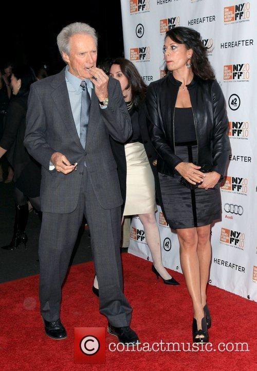 Clint Eastwood and Dina Eastwood 3