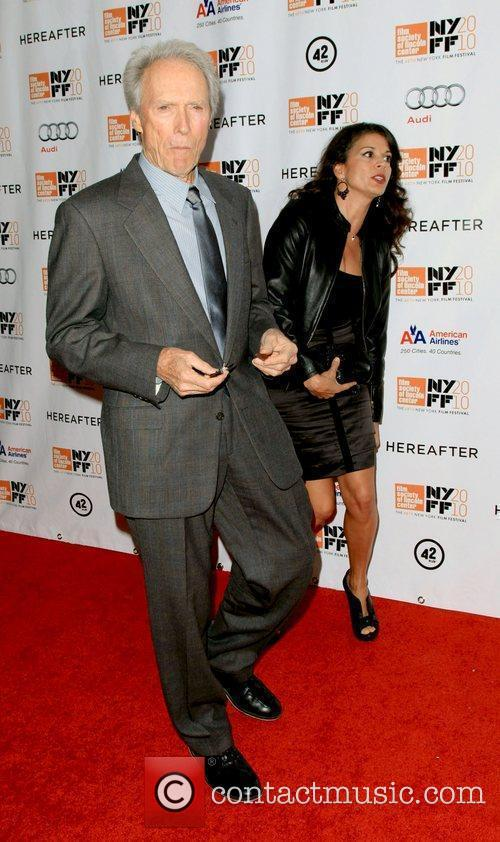 Clint Eastwood and Dina Eastwood 1