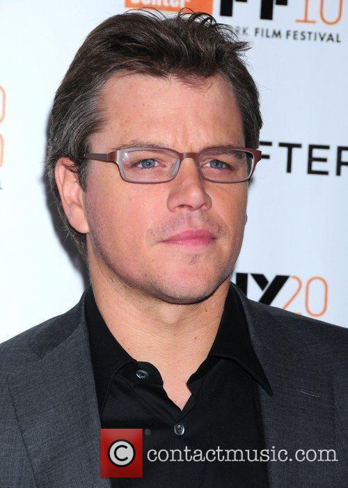 Matt Damon,  48th New York film Film...