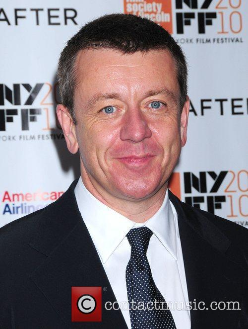 Peter Morgan,  48th New York film Film...