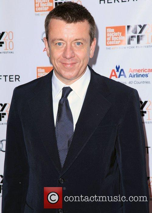 Executive Producer Peter Morgan,   48th New...