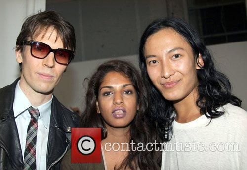 Ryan McGinley, M.I.A and Alexander Wang Mercedes-Benz IMG...
