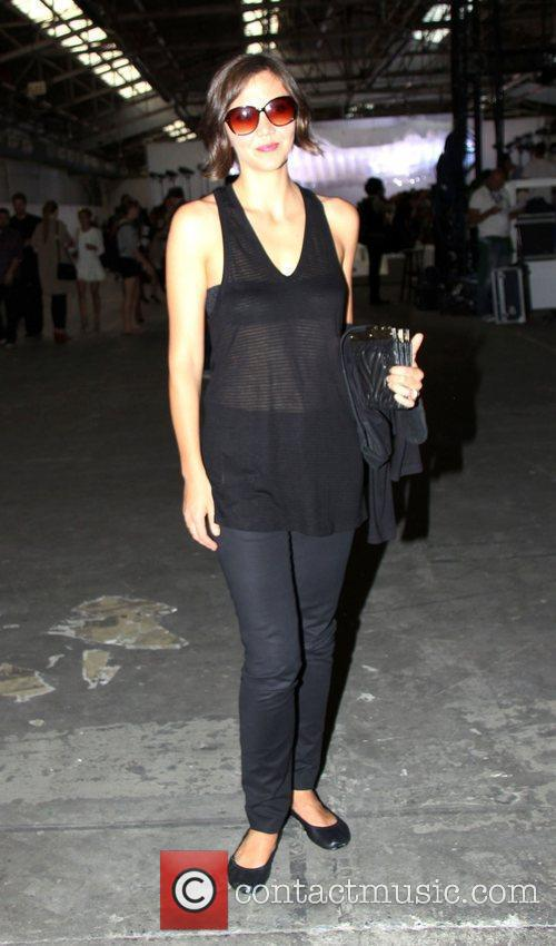 Maggie Gyllenhaal and Alexander Wang 1
