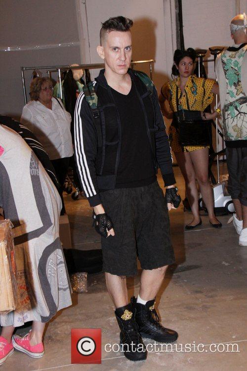 Jeremy Scott Mercedes-Benz IMG New York Fashion Week...