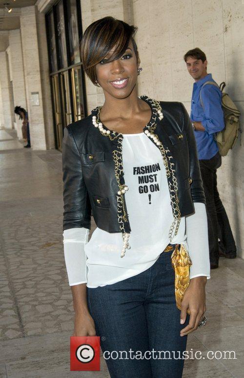 Kelly Rowland New York Fashion Week