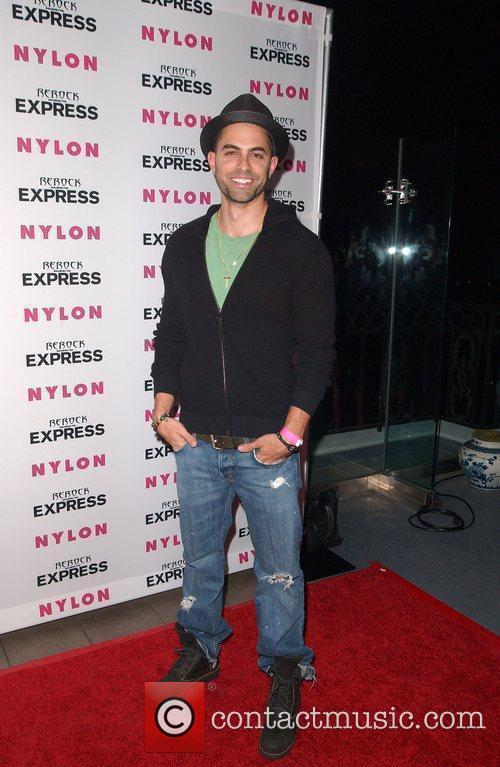 Adrian Bellani Nylon + Express August Denim Issue...