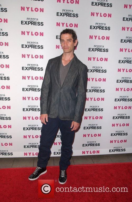 James Frain Nylon + Express August Denim Issue...
