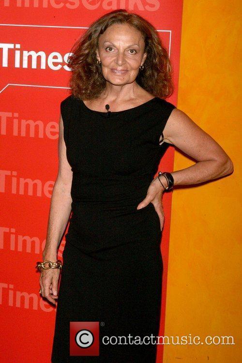 Diane Von Furstenberg The New York Times presents...