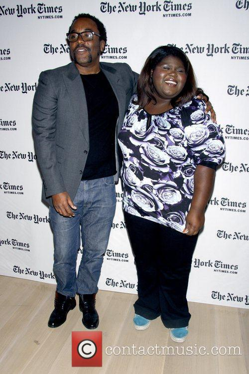 Lee Daniels and Gabourey Sidibe 4