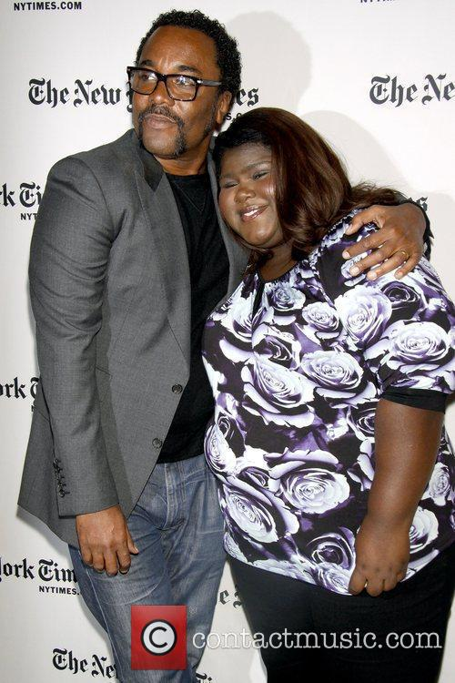 Lee Daniels and Gabourey Sidibe 6