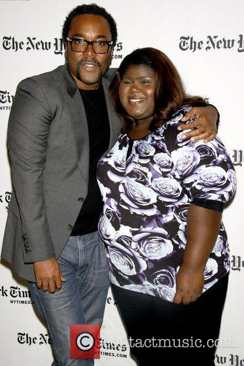 Lee Daniels and Gabourey Sidibe 8