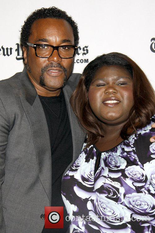 Lee Daniels and Gabourey Sidibe 1