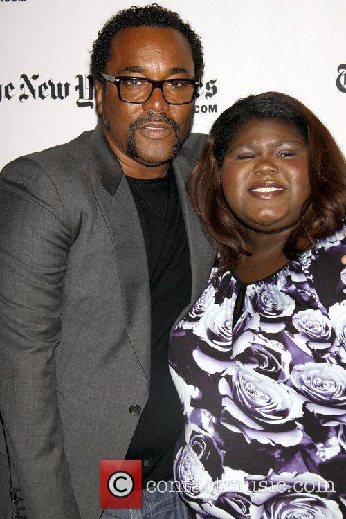 Lee Daniels and Gabourey Sidibe 9