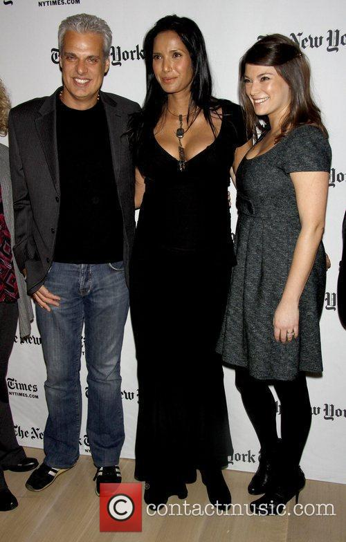 Eric Ripert, Padma Lakshmi and Gail Simmons 'Top...