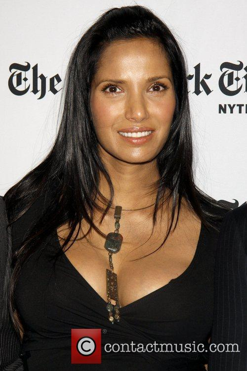 Padma Lakshmi 'Top Chef' interview, day two of...