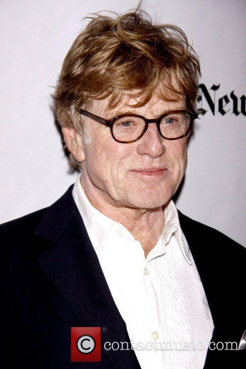 Robert Redford 10th Annual New York Times Arts...