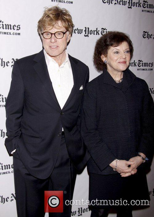 Robert Redford and Janet Maslin 10th Annual New...