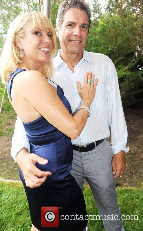 Ramona Singer and her husband Mario Oceana's 'Splash'...