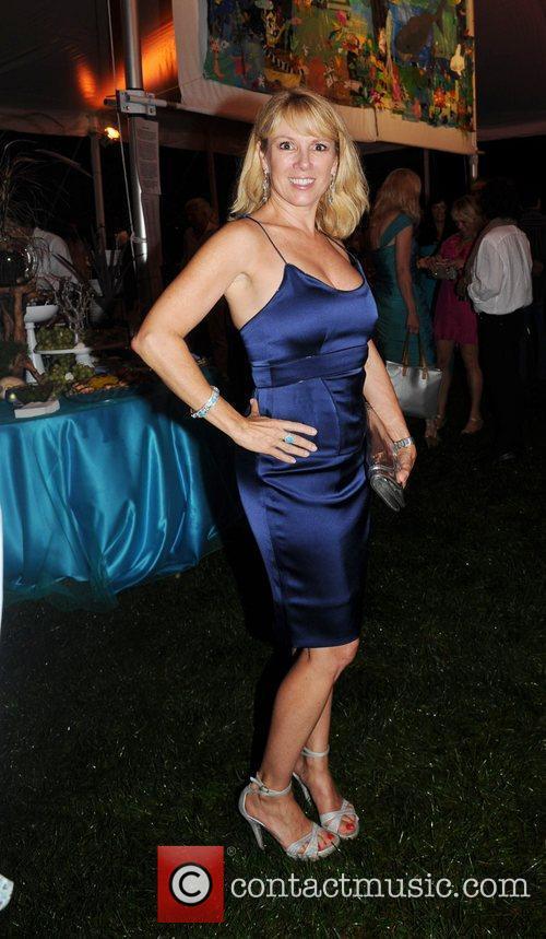 Ramona Singer Oceana's 'Splash' party in the Hamptons...