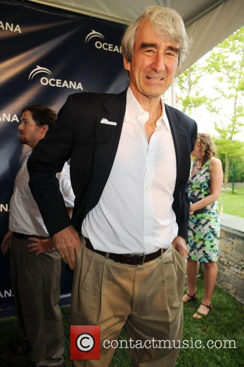 Sam Waterston and Jackson Browne 5