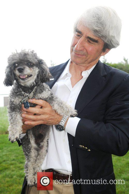 Sam Waterston and Jackson Browne 7