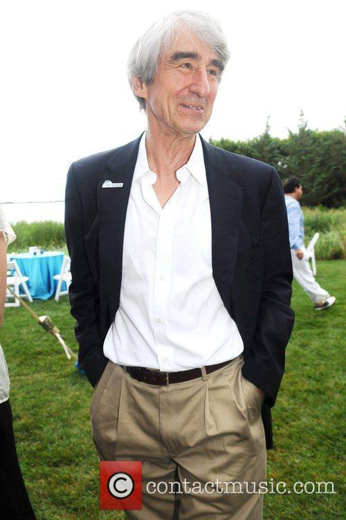Sam Waterston and Jackson Browne 1