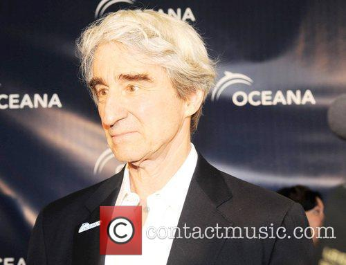 Sam Waterston and Jackson Browne 2
