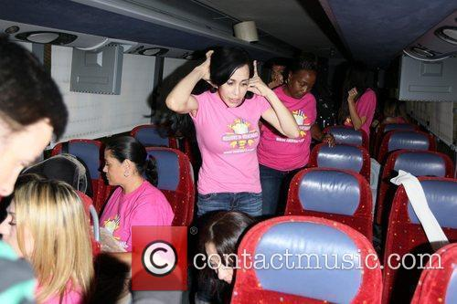 Octomom aka Nadina Suleman is taken from her...