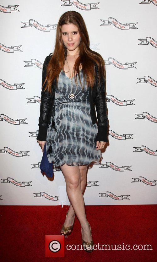 Kate Mara Odd Molly flagship store opening held...