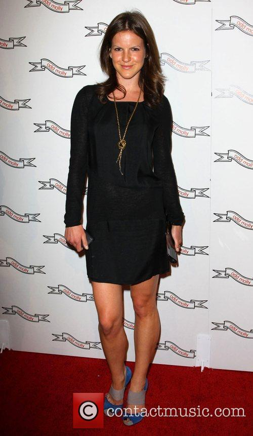 Kate Sumner Odd Molly flagship store opening held...