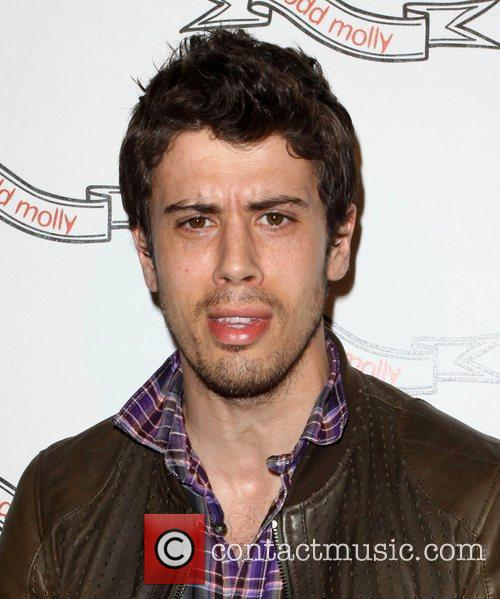 Toby Kebbell Odd Molly flagship store opening held...