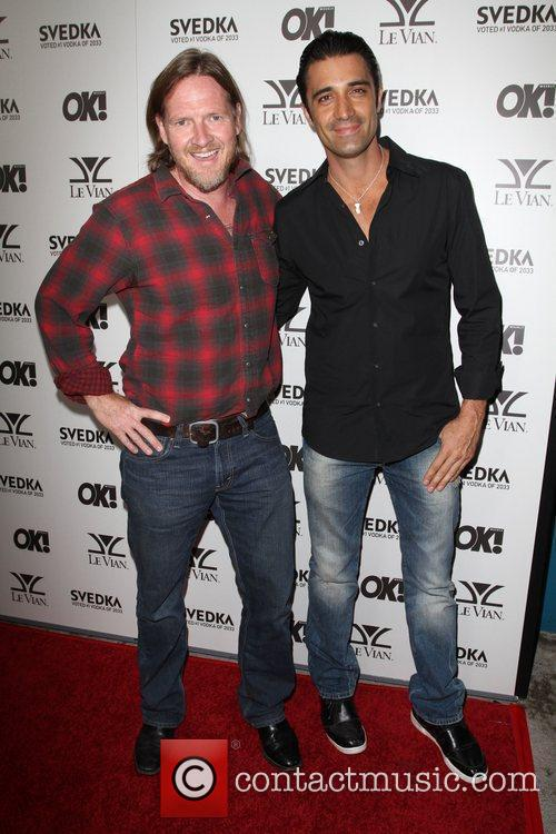 Donal Logue and Gilles Marini 3