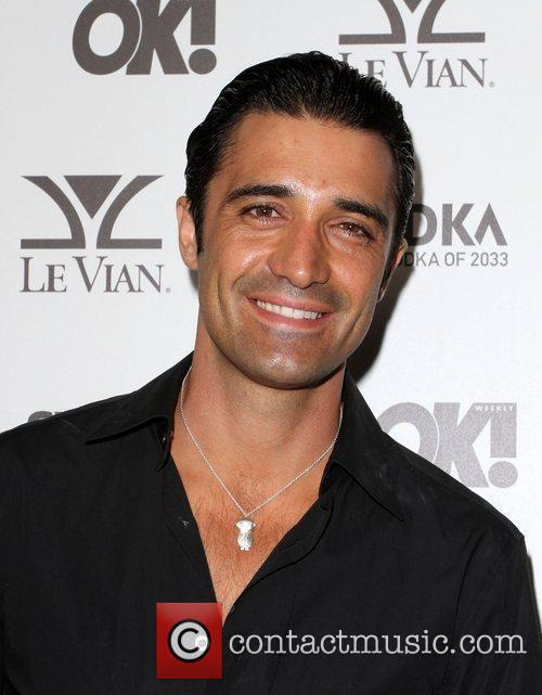 Gilles Marini USA OK! magazine's 5th anniversary party,