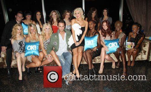 Holly Madison, Peep Show Cast OK! Magazine's FIVE...