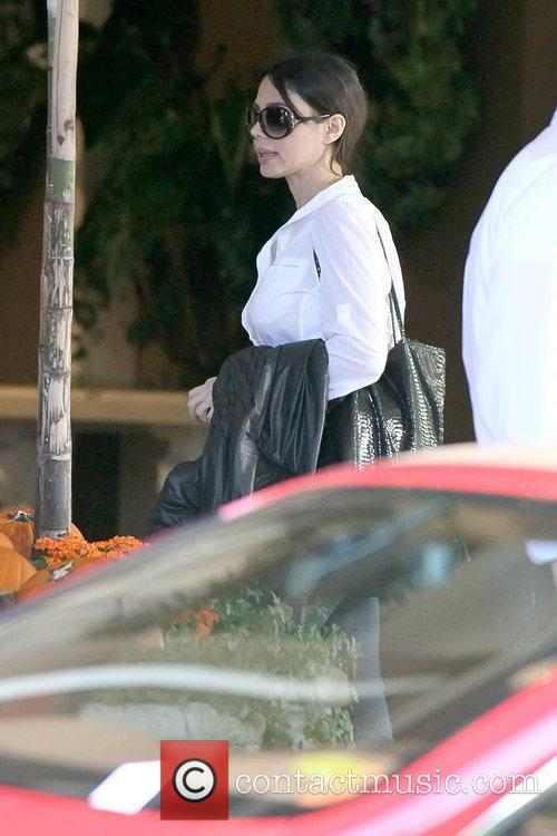 OKSANA GRIGORIEVA and Mel Gibson 12
