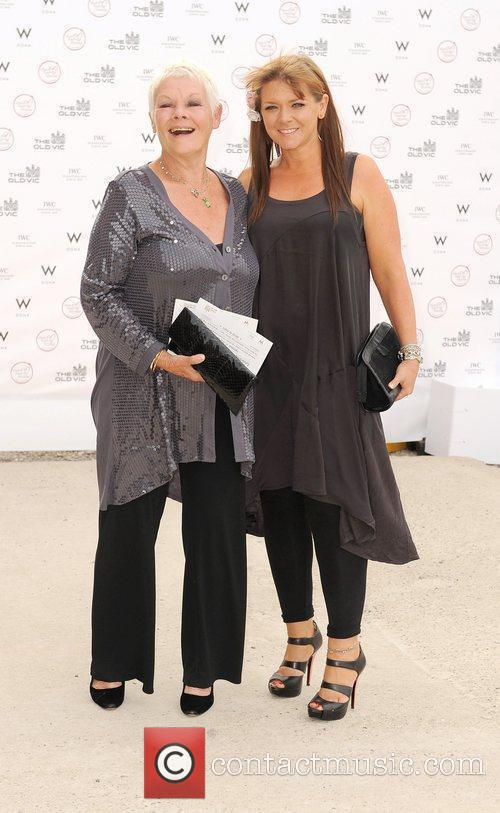 Judi Dench Summer fundraising party for The Old...