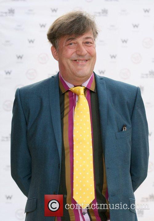 Stephen Fry Summer fundraising party for The Old...