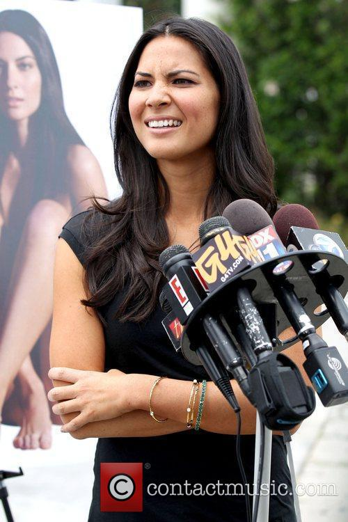Olivia Munn and Billboard 15