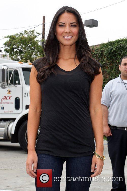 Olivia Munn and Billboard 40
