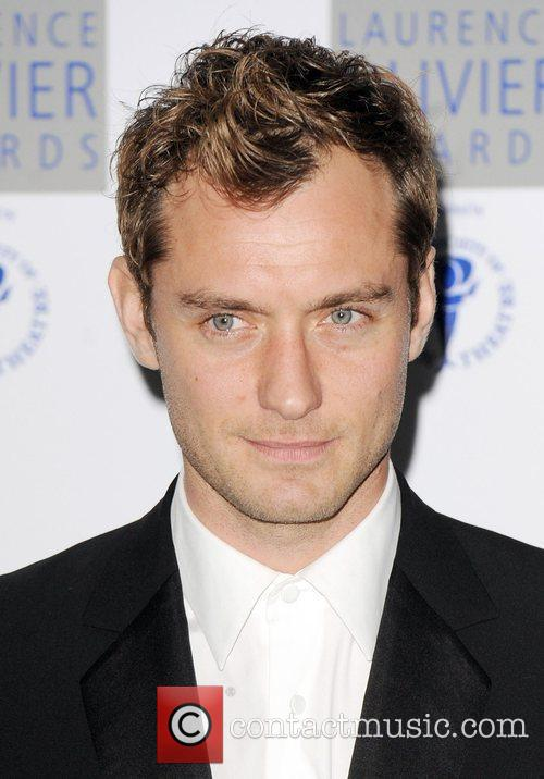 Jude Law and Laurence Olivier 3