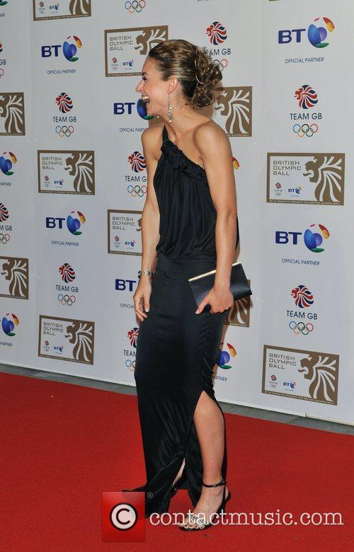 Amy Williams British Olympic Ball held at the...