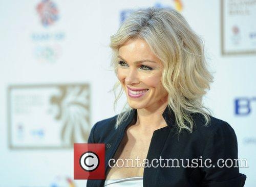 Nell McAndrew British Olympic Ball held at the...