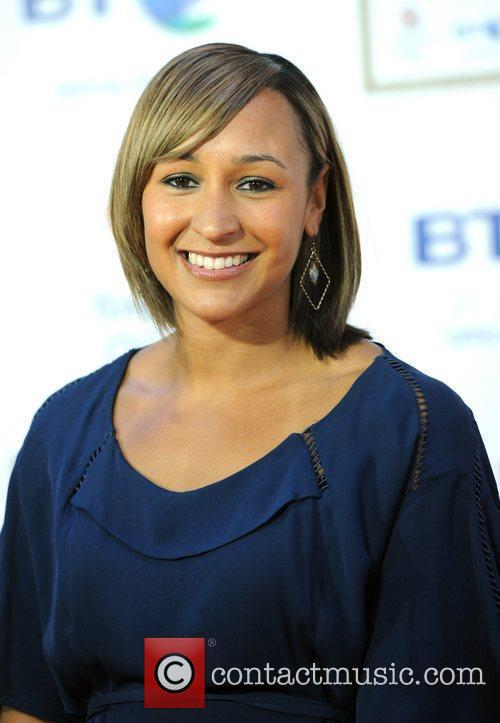 Jessica Ennis British Olympic Ball held at the...