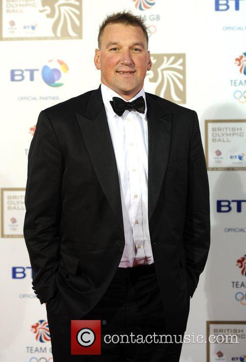 Matthew Pinsent British Olympic Ball held at the...