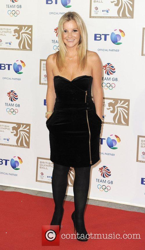 Helen Skelton British Olympic Ball held at the...