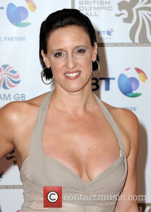 Karen Pickering British Olympic Ball held at the...